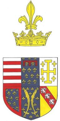 Rene I King of Jerusalem and the 2 Sicilies 1439-1480